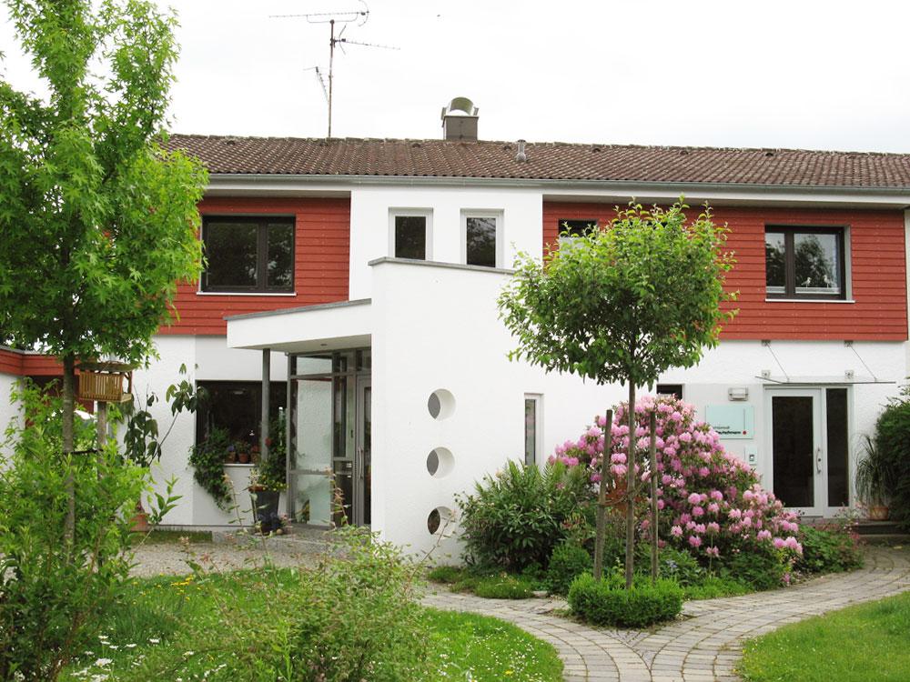 Hereinspaziert - Wohnen und Arbeiten unter einem Dach