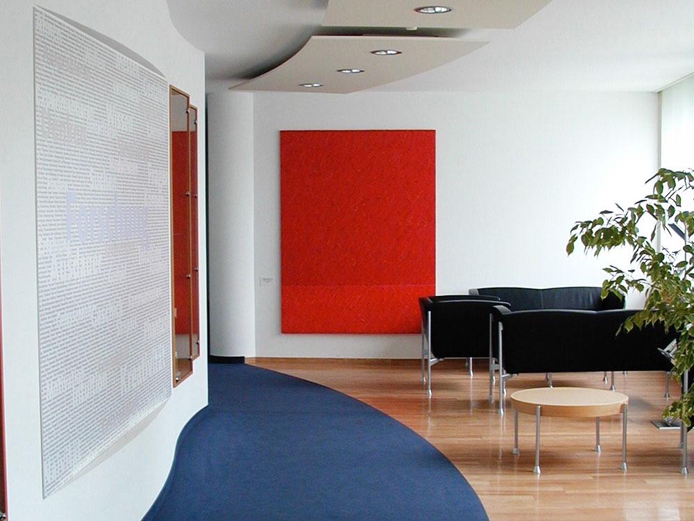 Repräsentative Räume in Unternehmen am Bodensee